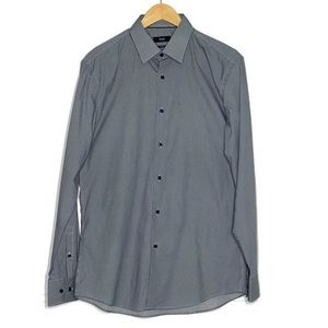 Hugo Boss Jano Slim-Fit Cotton Men's Shirt